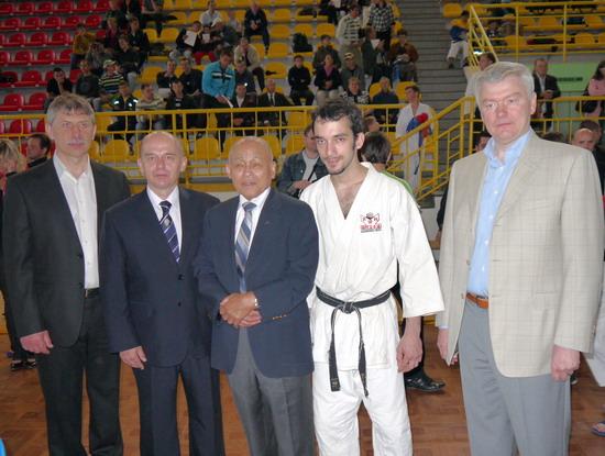 Ukrosmetal gosoku-ryu Ukraina Polska karate