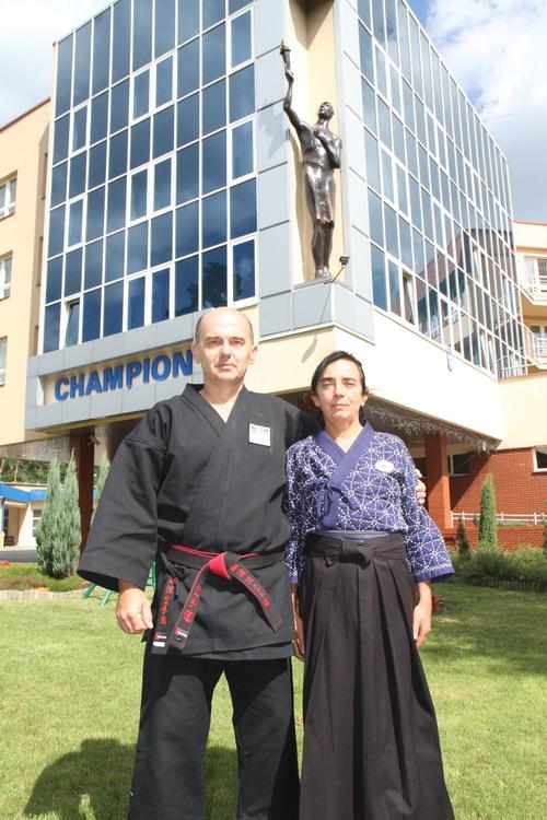 letnia akademia karate shihan Piotrkowicz