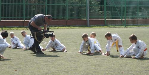 nauka karate dla dzieci Żoliborz