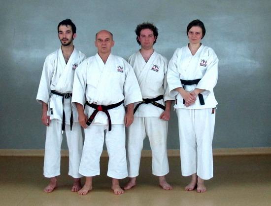 egzamin karate dan stopień mistrzowski