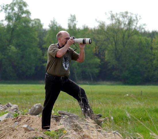 shihan piotrkowicz foto polowanie