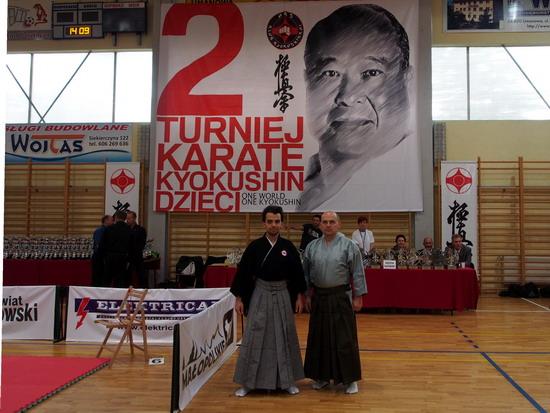turniej karate dzieci kyokushinkai