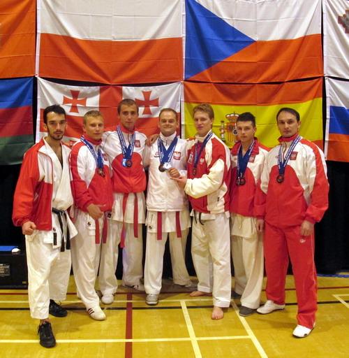 mistrzostwa europy karate wukf