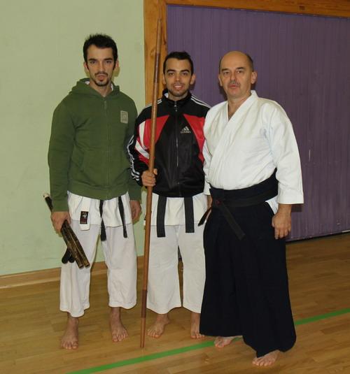 mistrzowie karate Piotrkowicz