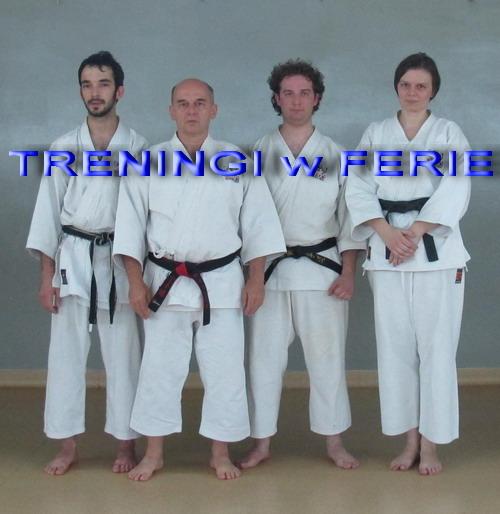 karate warszawa ferie szkolne