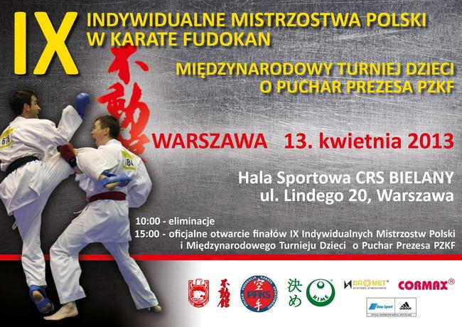 mistrzostwa Polski karate fudokan shotokan kobudo