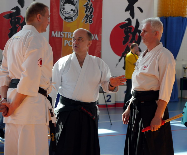 kata kobudo mistrzostwa Polski karate