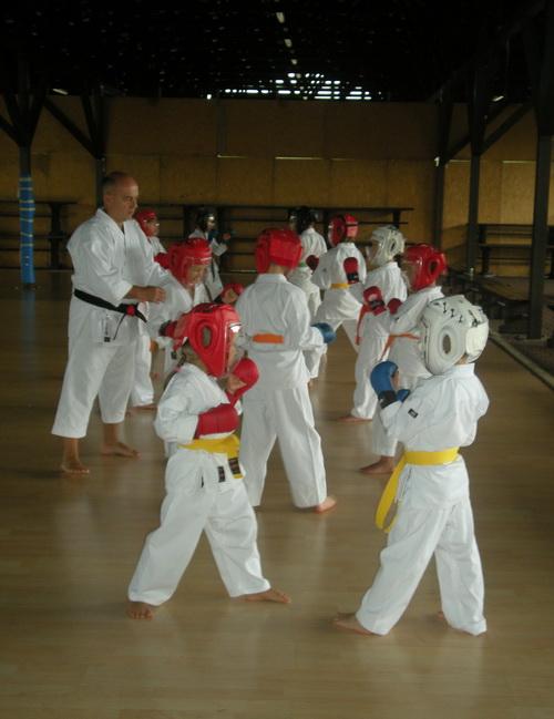 obóz letni karate dzieci