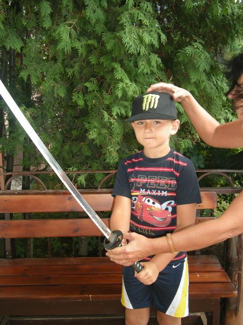nauka karate dla dzieci