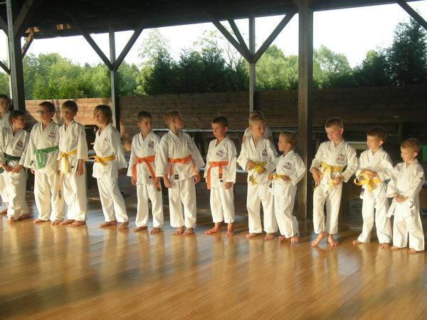 karate dzieci Warszawa