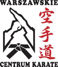 godło warszawskie centrum karate