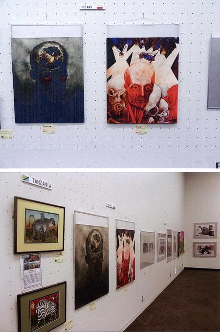 tokyo art museum budo piotrkowicz