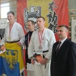 zawodnicy WCK na Mistrzostwach Polski Fudokan