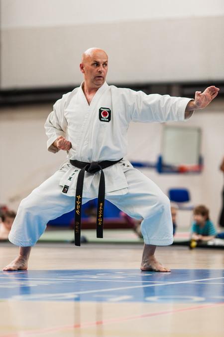 kata karate europejski turniej mistrzów warszawskie centrum karate
