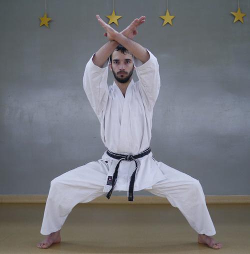 juji-uke xfactor pokaz karate