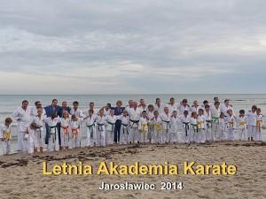 letnia akdemia karate kobudo nunchaku jujitsu