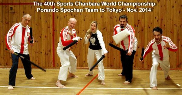 polish team world championship spochan