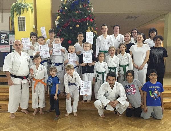 karate choinka treningi warszawa
