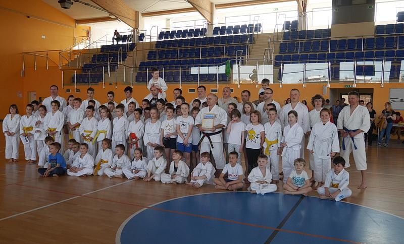 Seminarium kata i kumite w Rypinie