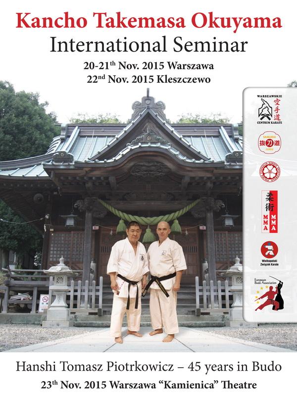 @5 lat Warszawskei Centrum Karate