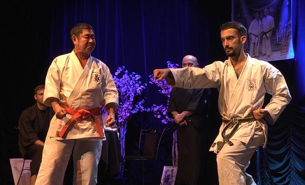 master karate show