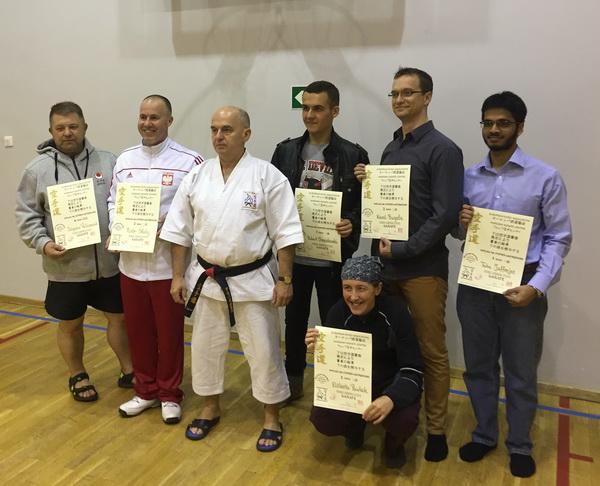 egzamin dan karate 2