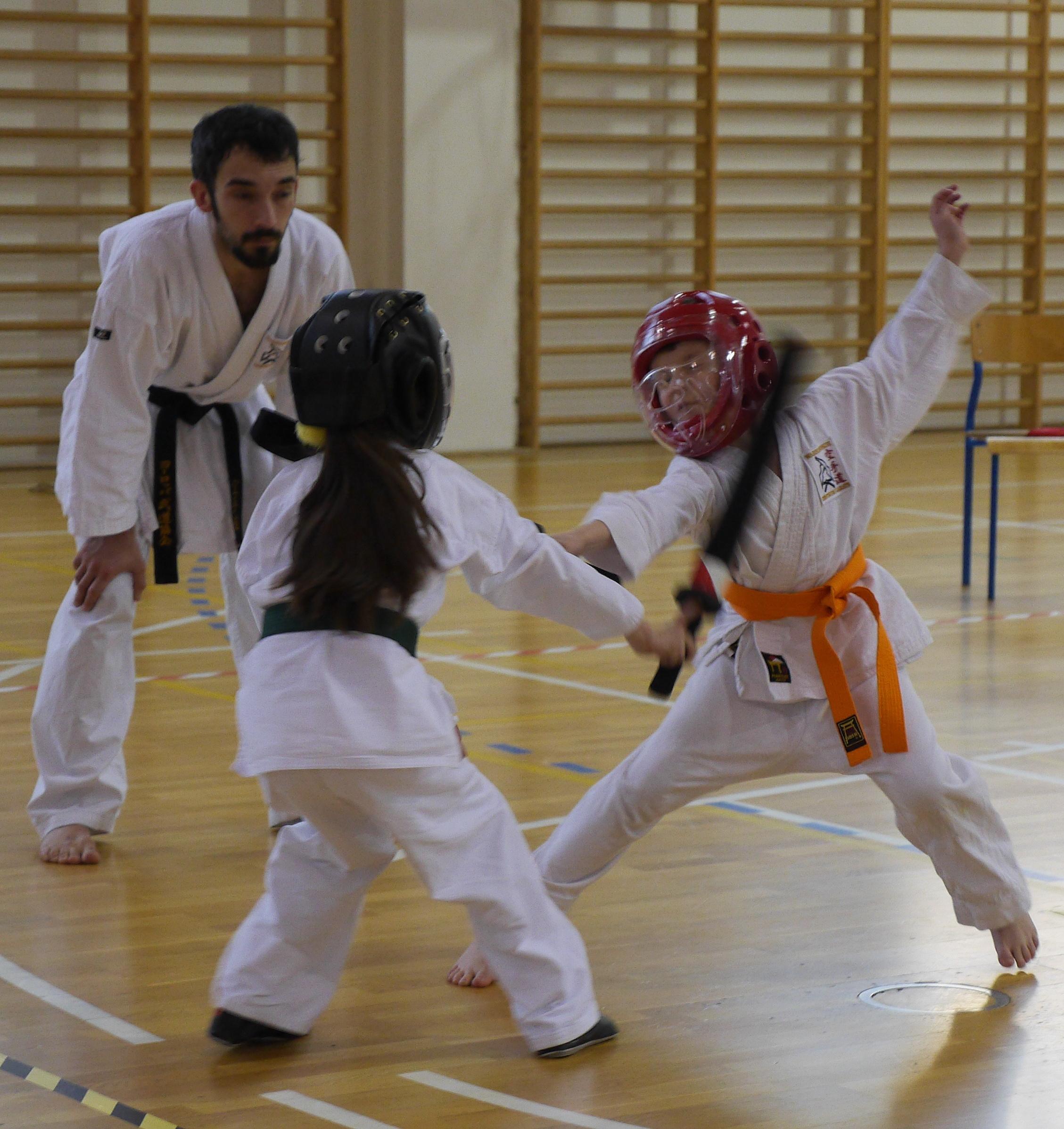 Mali Samuraje zapisy od 16 września 2019