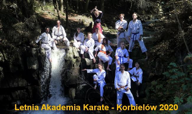 letnia akademia karate 2020